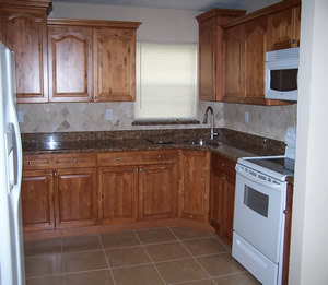 Florida state certified class a air conditioning for Certified kitchen cabinets